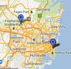 Dr Ho Office Locations in Sydney