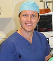 Sam Koch Specialist Anaesthetist